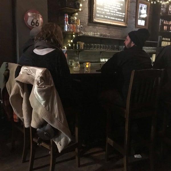 Foto diambil di A & D Neighborhood Bar oleh Phil M. pada 2/3/2019