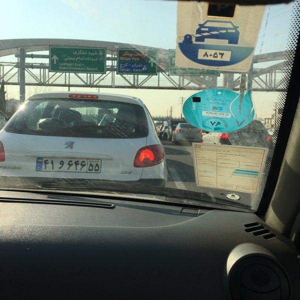 Photo taken at Kerman Motor | کرمان موتور by Behzad J. on 2/3