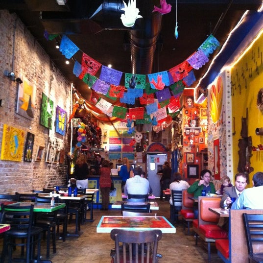 Centro Mexican Restaurant In Raleigh