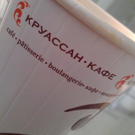Снимок сделан в Круассан-кафе пользователем Slavik P. 10/30/2012