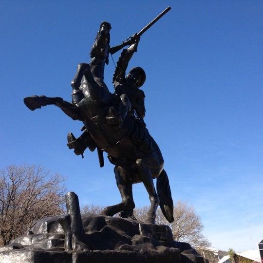 Foto tomada en National Cowboy & Western Heritage Museum por Shelly P. el 12/6/2012