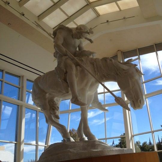 Foto tomada en National Cowboy & Western Heritage Museum por Shelly P. el 10/30/2012