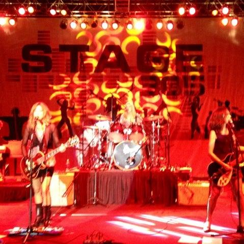 Foto tomada en Magic City Casino por Ian M. el 10/28/2012