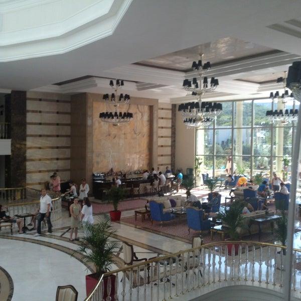 7/1/2013 tarihinde Lazali N.ziyaretçi tarafından Vogue Hotel Bodrum'de çekilen fotoğraf