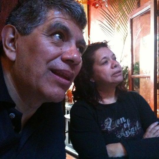 Photo taken at Hank's San Miguel de Allende by Tanya R. on 12/16/2012