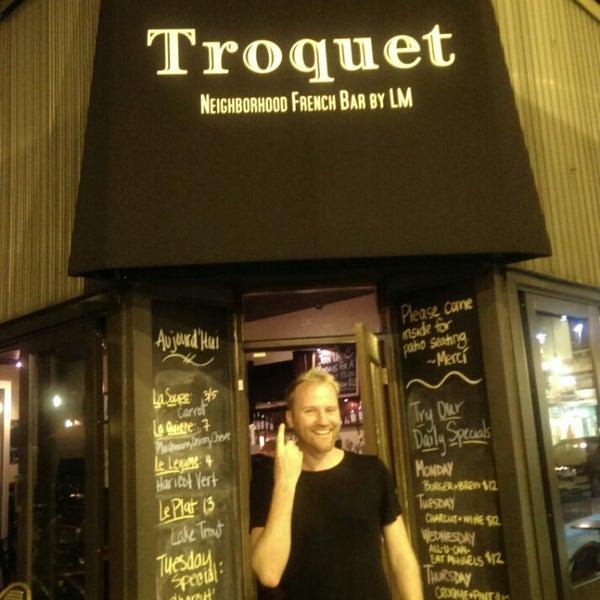 9/11/2013에 louda b.님이 Troquet에서 찍은 사진