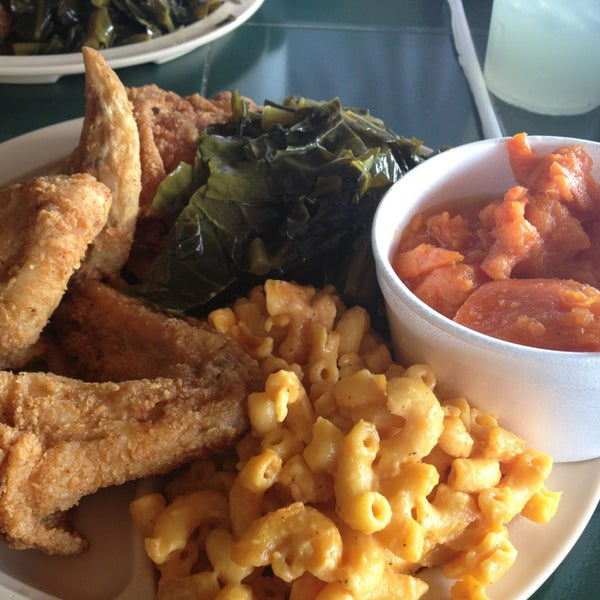 Photos At M M Soul Food Southern Soul Food Restaurant In Los