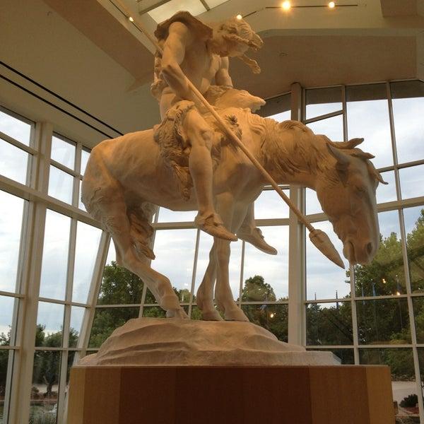Foto tomada en National Cowboy & Western Heritage Museum por Chris S. el 7/26/2013
