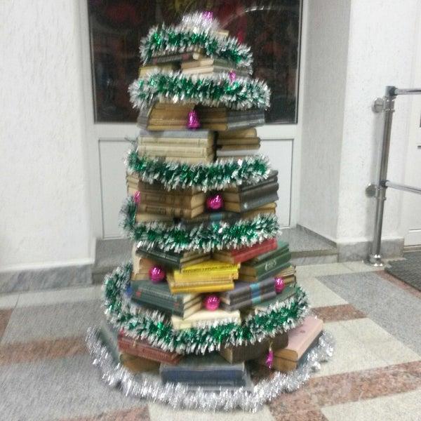 Das Foto wurde bei Научная библиотека БНТУ von Alekna am 1/22/2016 aufgenommen