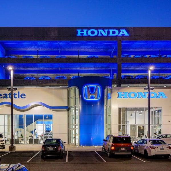 Honda Of Seattle >> Photos At Honda Of Seattle Sodo 14 Tips