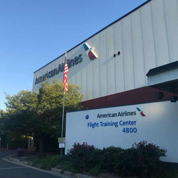 American Airlines Training Center Charlotte Nc