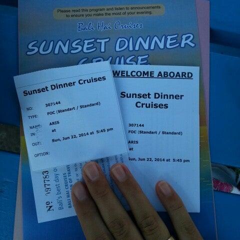 6/22/2014에 Betty i.님이 Bali Hai Cruises에서 찍은 사진