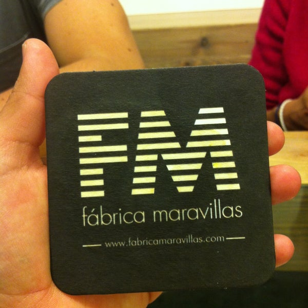 Foto diambil di Fábrica Maravillas oleh Guille P. pada 4/20/2013