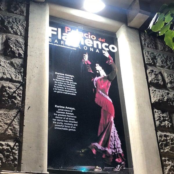 Снимок сделан в Palacio del Flamenco пользователем Fatih K. 10/16/2018