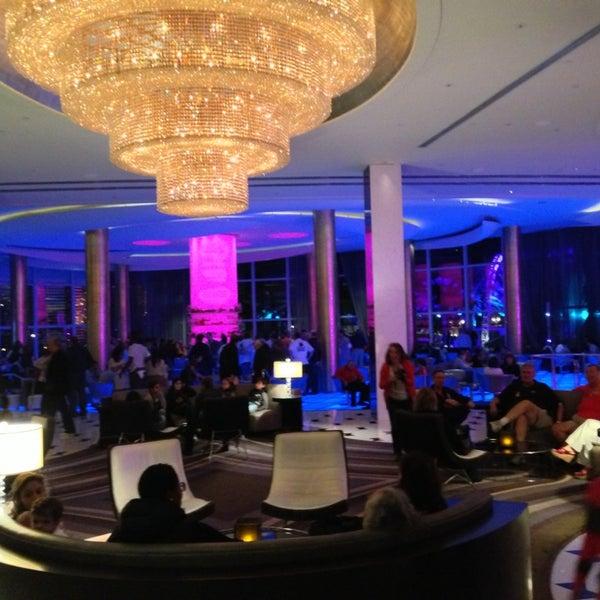 Photo prise au Fontainebleau Miami Beach par Teddy W. le12/31/2012