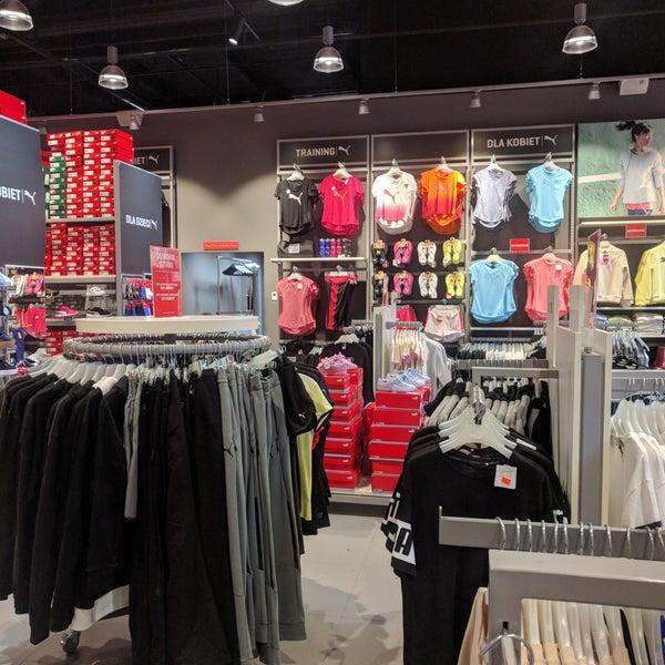 a636a606 PUMA Outlet Wrocław - Sporting Goods Shop in Wroclaw
