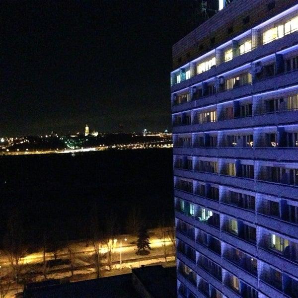 2/27/2013 tarihinde Bahadır H.ziyaretçi tarafından Готель «Славутич»  / Slavutych Hotel'de çekilen fotoğraf