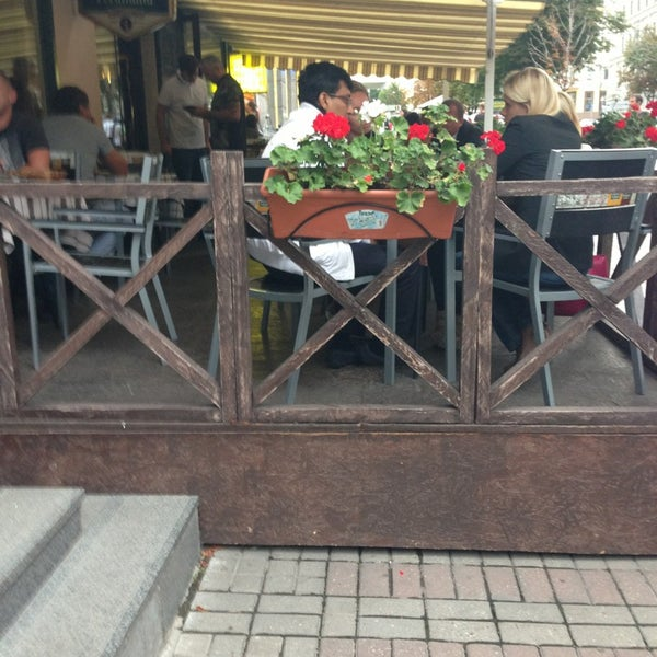 7/25/2013 tarihinde Maryna V.ziyaretçi tarafından Пивний клуб «Натюрліх»'de çekilen fotoğraf
