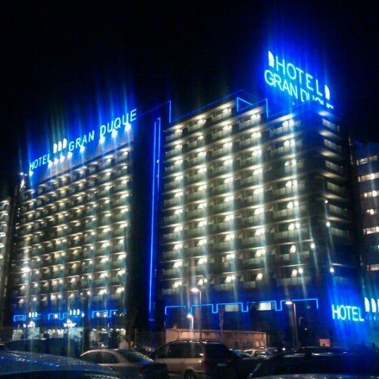 Hotel Gran Duque 4* - Marina d'Or® - Oropesa del Mar ...