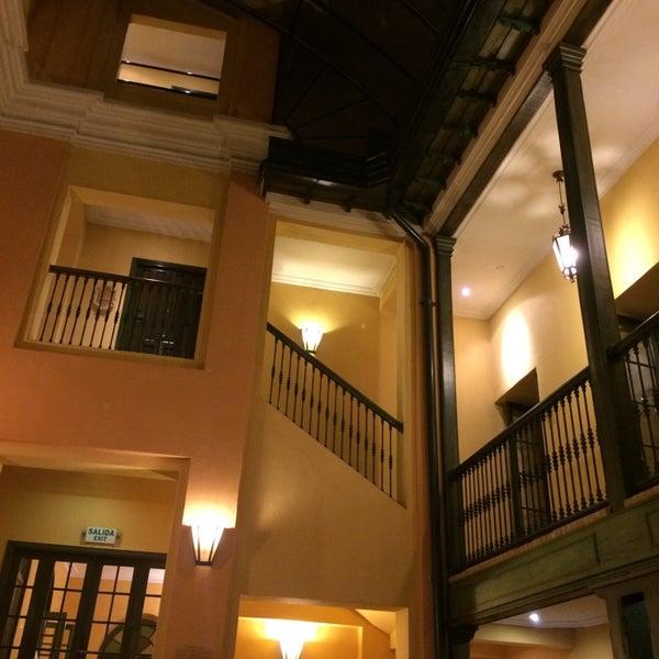 My bonito, no imagine que en el centro de la ciudad hubiese algo tan tranquilo como este hotel.