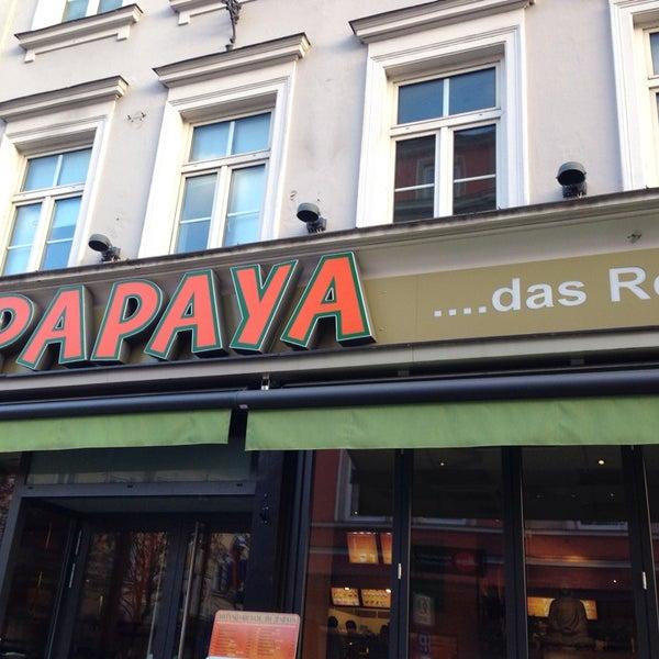 papaya rosenheim