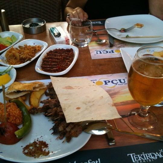 Foto diambil di Topçu Restaurant oleh Murat O. pada 10/17/2012