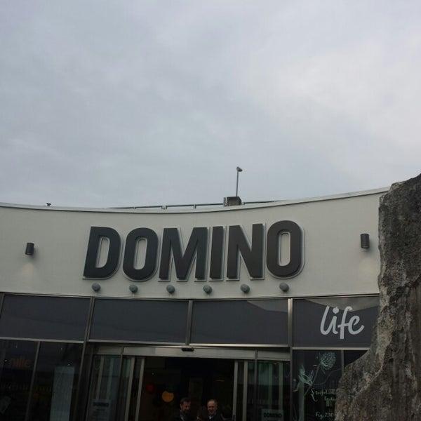 domino galleria norrköping