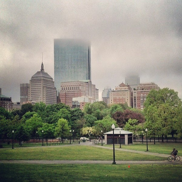 Foto scattata a Boston Common da Alice P. il 5/20/2013