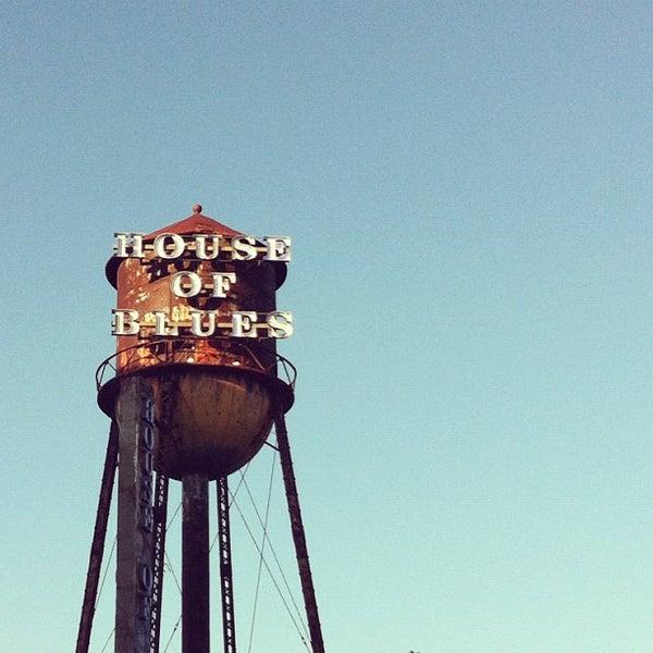 10/10/2012에 Jon S.님이 House of Blues에서 찍은 사진