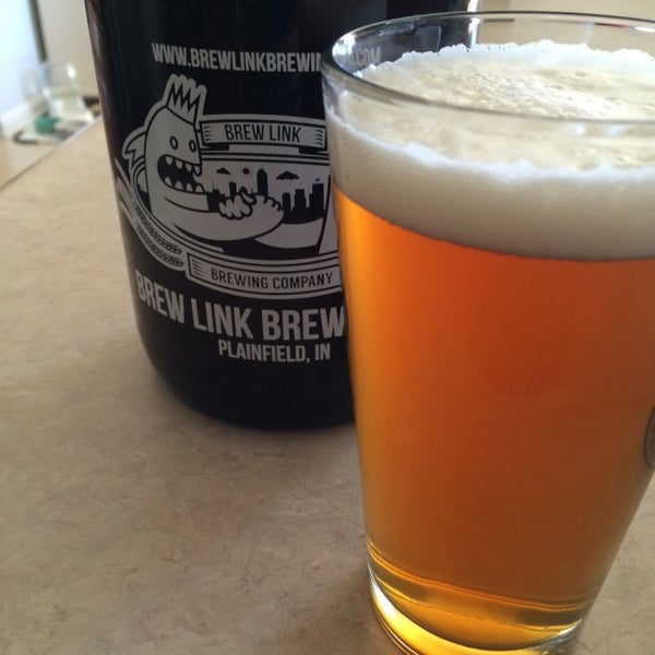 Photos at Brew Link Brewing Tap Room - Plainfield, IN