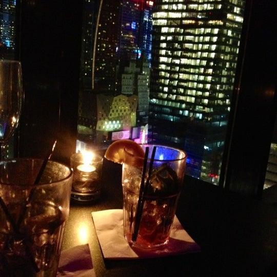 Снимок сделан в Sky Room пользователем Jessica 11/2/2012