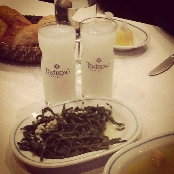 12/30/2012에 ayben님이 Cunda Balık Restaurant에서 찍은 사진