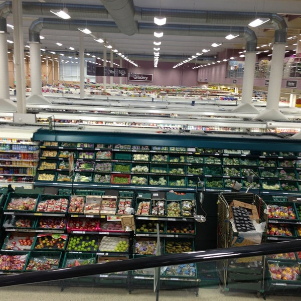 Tesco Express Store Finder: Grocery Store In West Drayton