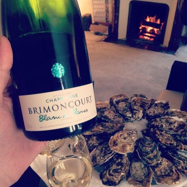Foto tirada no(a) Champagne BRIMONCOURT por Monsieur D. em 12/13/2013
