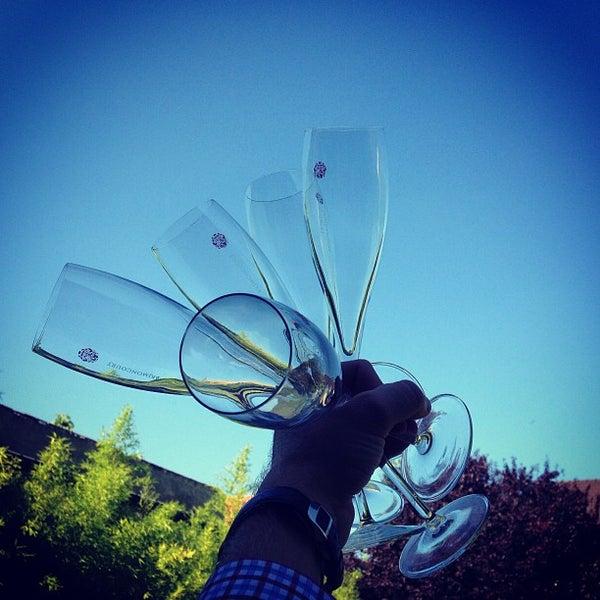 Das Foto wurde bei Champagne BRIMONCOURT von Monsieur D. am 9/25/2013 aufgenommen