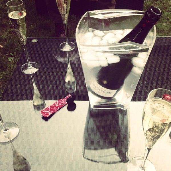 Das Foto wurde bei Champagne BRIMONCOURT von Monsieur D. am 8/29/2013 aufgenommen
