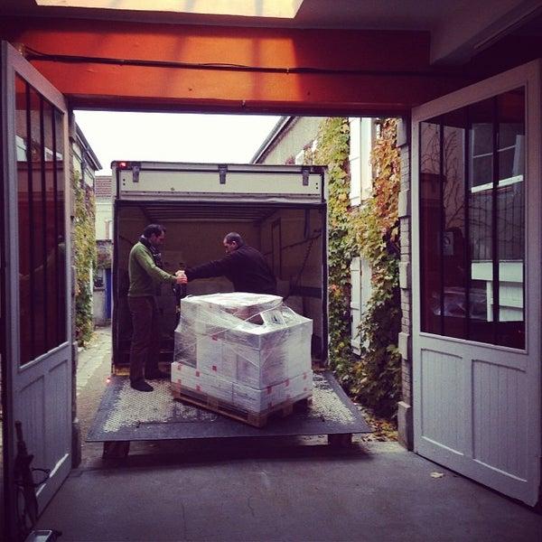 Das Foto wurde bei Champagne BRIMONCOURT von Monsieur D. am 11/25/2013 aufgenommen