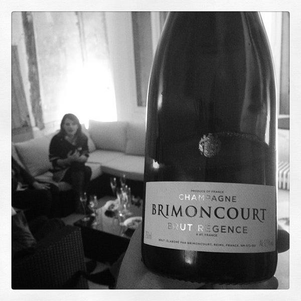 Das Foto wurde bei Champagne BRIMONCOURT von Monsieur D. am 9/19/2013 aufgenommen