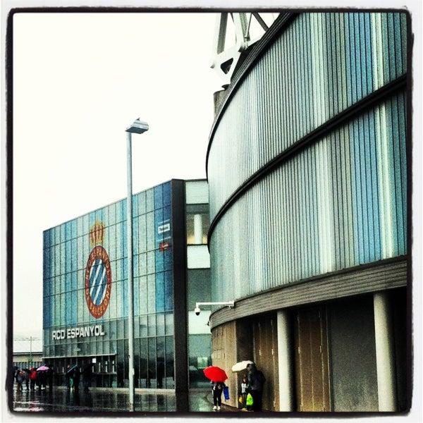 Foto diambil di RCDE Stadium oleh Carlos M. pada 4/28/2013