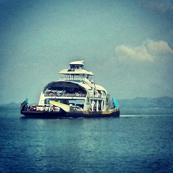 Center Point Ferry (เซ็นเตอร์พอยท์ เฟอร์รี่)