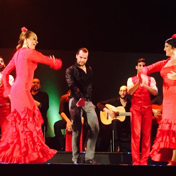 Снимок сделан в Palacio del Flamenco пользователем Nur Okudan 9/15/2015