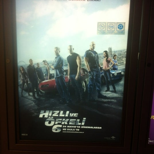 รูปภาพถ่ายที่ Spectrum Cineplex โดย 'Ebru K. เมื่อ 6/23/2013