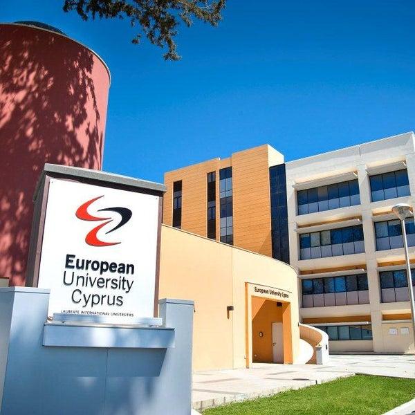 Foto tomada en European University Cyprus por European University Cyprus el 2/9/2015