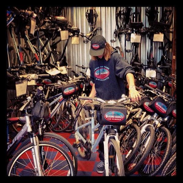Blazing Saddles Bike Rentals Bike Rental Bike Share In