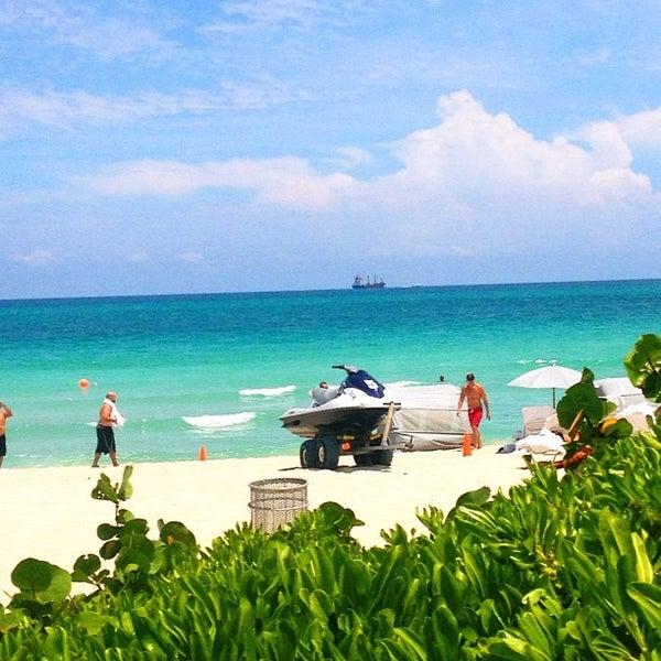 Photo prise au Fontainebleau Miami Beach par Edu Trevisan le5/17/2013
