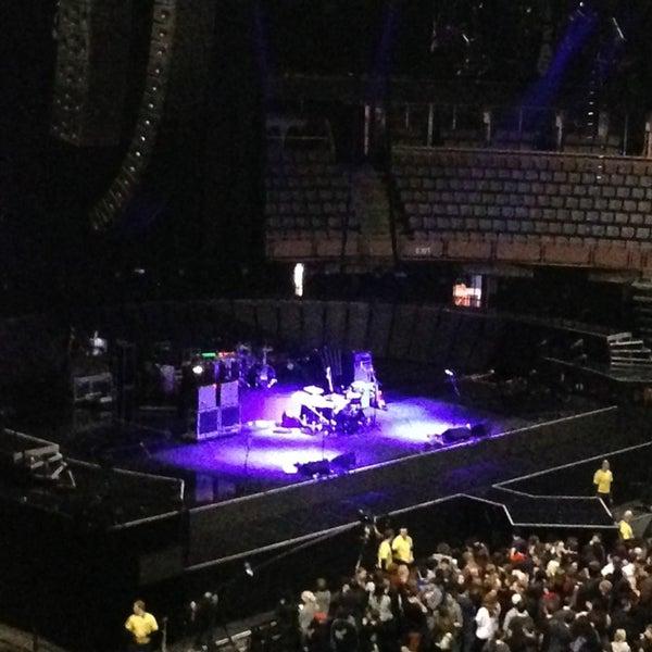 2/4/2013 tarihinde Marcusziyaretçi tarafından Northlands Coliseum'de çekilen fotoğraf