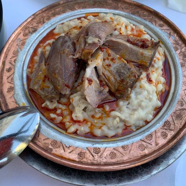 Das Foto wurde bei Seraf Restaurant von Burcak T. am 6/7/2019 aufgenommen