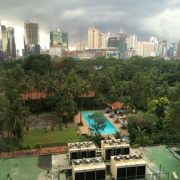 The Sultan Hotel Residence Jakarta Hotel In Jakarta Pusat