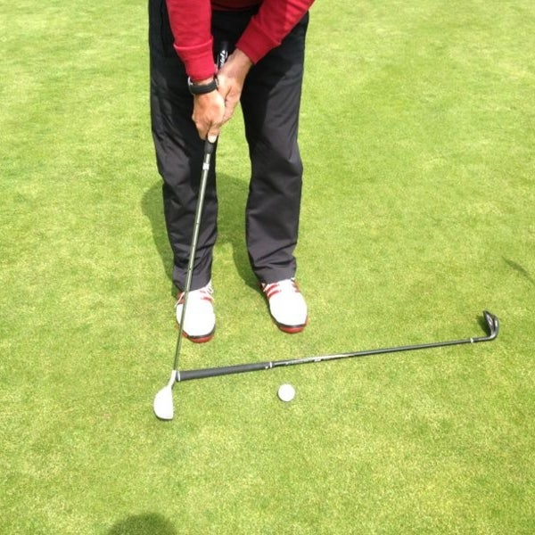 Das Foto wurde bei Golf-Club Golf Range Frankfurt Bernd Hess e.K. von Lia am 5/14/2013 aufgenommen