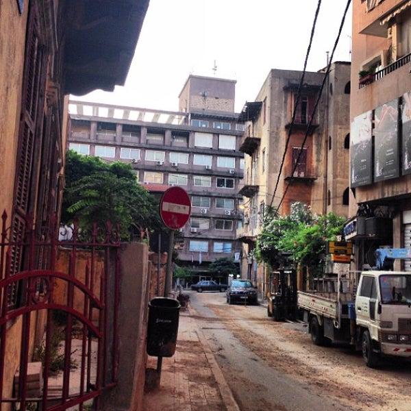 รูปภาพถ่ายที่ The Hangout โดย OverWelming Beirut C. เมื่อ 8/3/2013